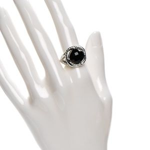 DY Infinity Onyx RING